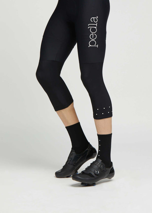 Pedla Core Knee Warmers - Black