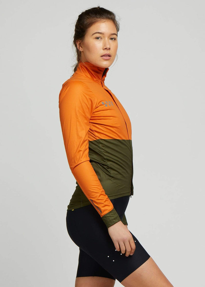Sound / Women's FLYT Jacket - Burnt Orange