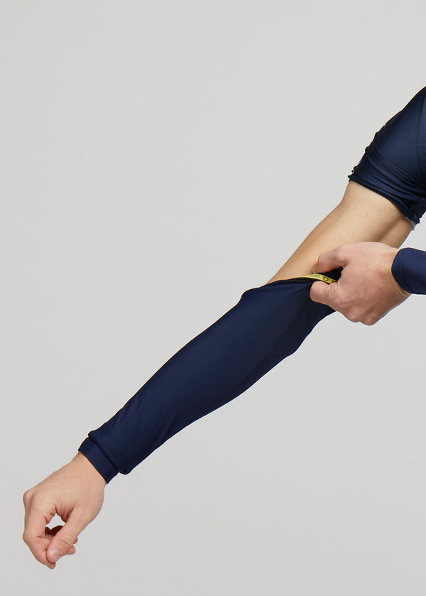 Core / Arm Warmers - Navy
