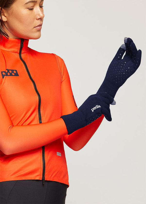 Core / AquaSHIELD Gloves - Navy