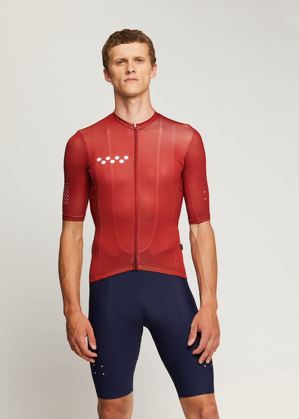 Core / LunaAIR Jersey - Oxe Red