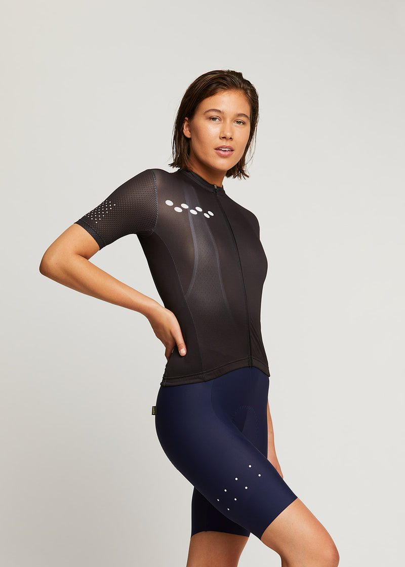 Core / Women's LunaAIR Jersey - Black