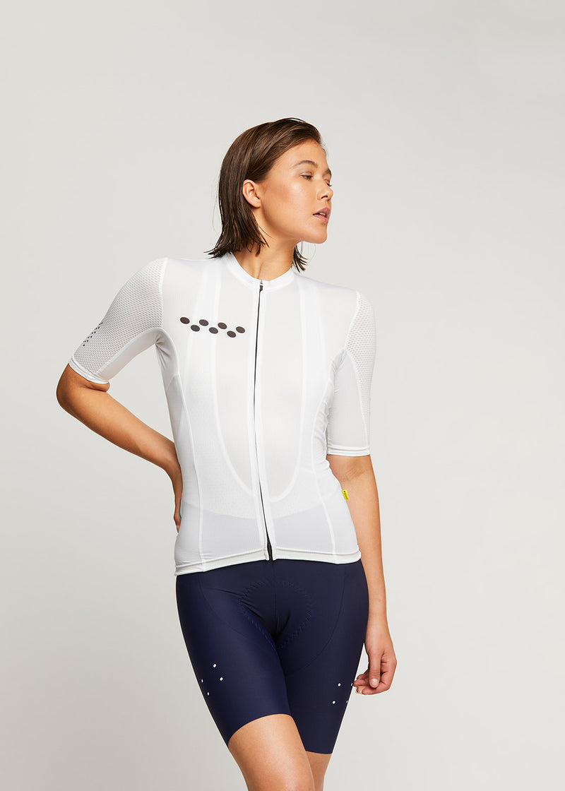Core / Women's LunaAIR Jersey - White