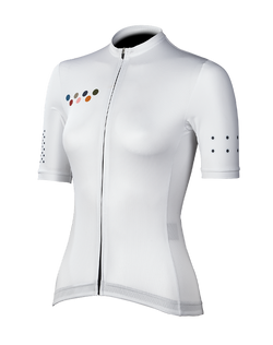 Sound / Women's LunaLUXE Jersey - White