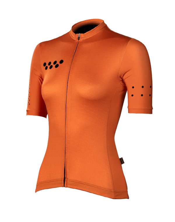 Core / Women's LunaLUXE Jersey - Burnt Orange