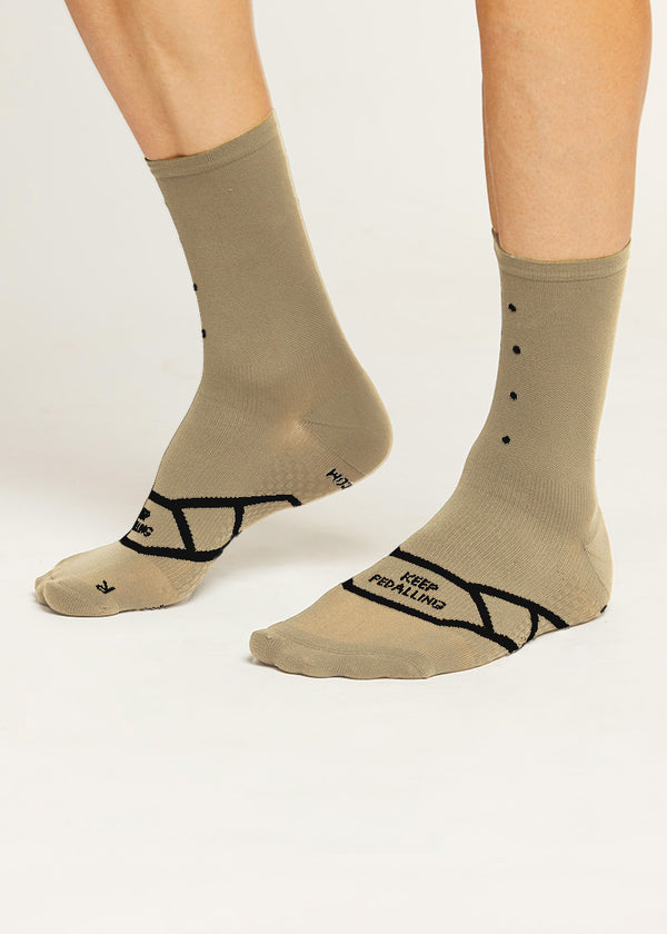 Lightweight / Stone Socks