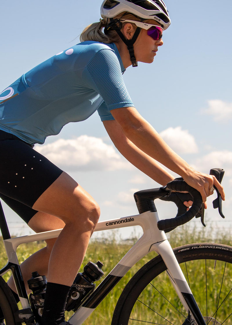 Core / Women's LunaAIR Jersey - Bondi Blue