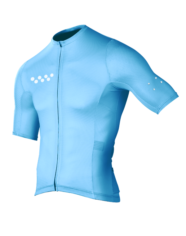 Core / LunaAIR Jersey - Bondi Blue