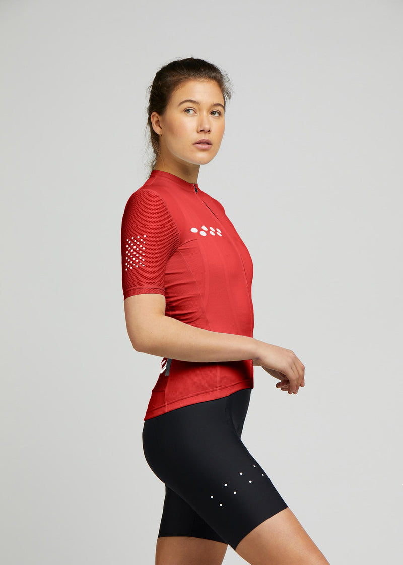 Core / LunaAIR Jersey - Cherry