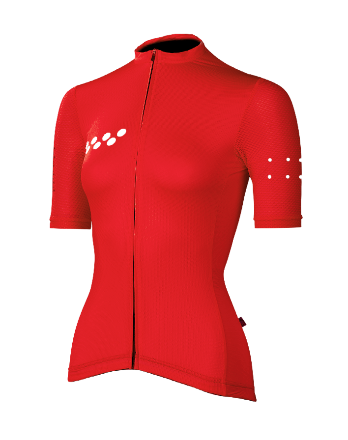 Core / Women's LunaAIR Jersey - Cherry