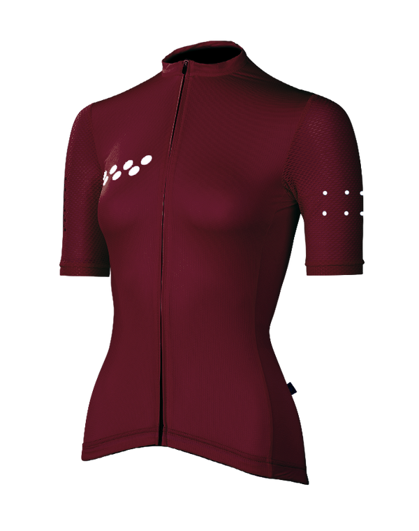 Core / Women's LunaAIR Jersey - Oxe Red