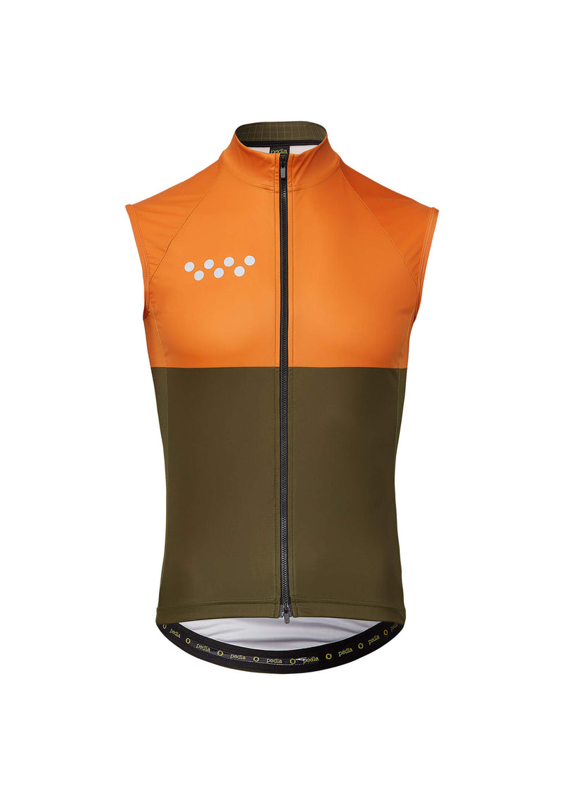 Sound / FLYT Gilet - Burnt Orange