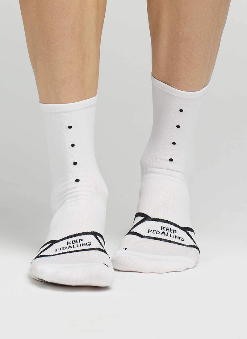 Lightweight / White Socks