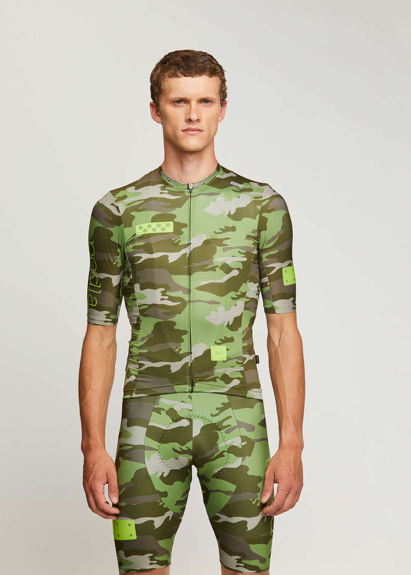 RideCAMO / LunaLUXE Jersey - Olive