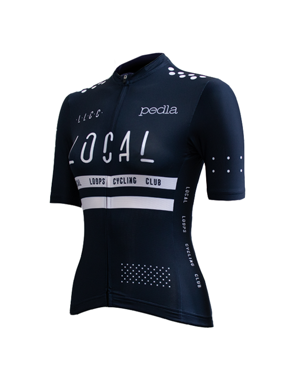 Team / Women's LunaLUXE Jersey - Navy