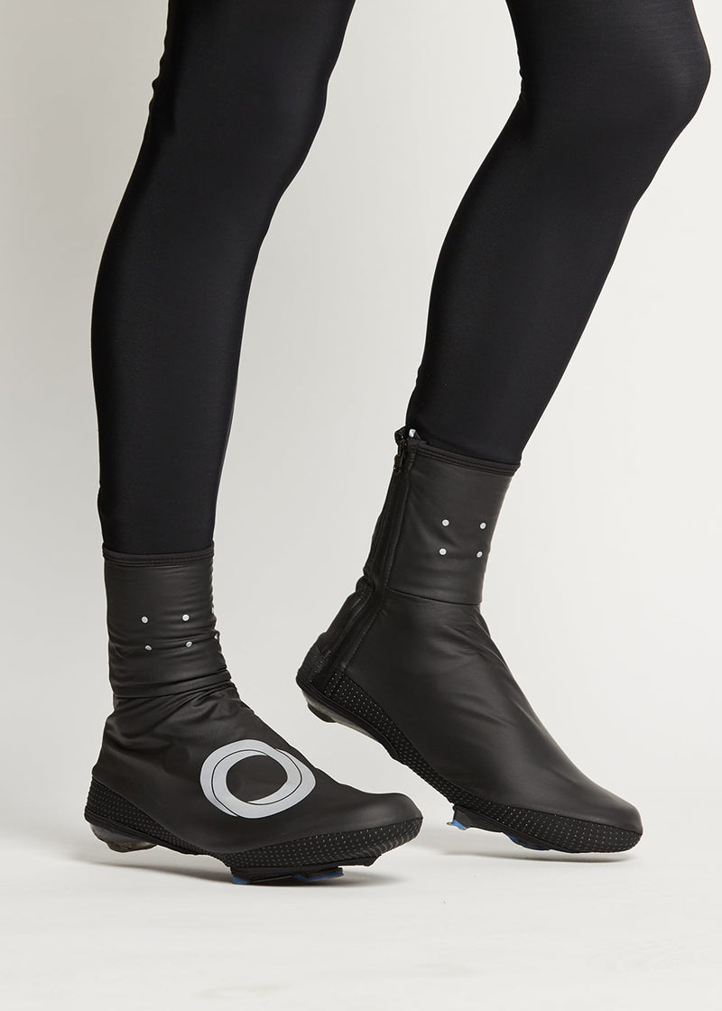 SuperDRY / Continental Bootie - Black