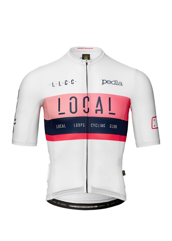 Team / LunaLUXE Jersey - White