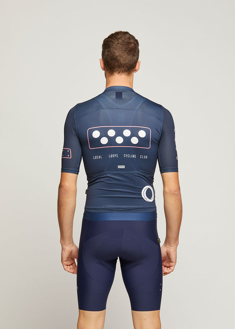 Team / Climba Jesey - Navy