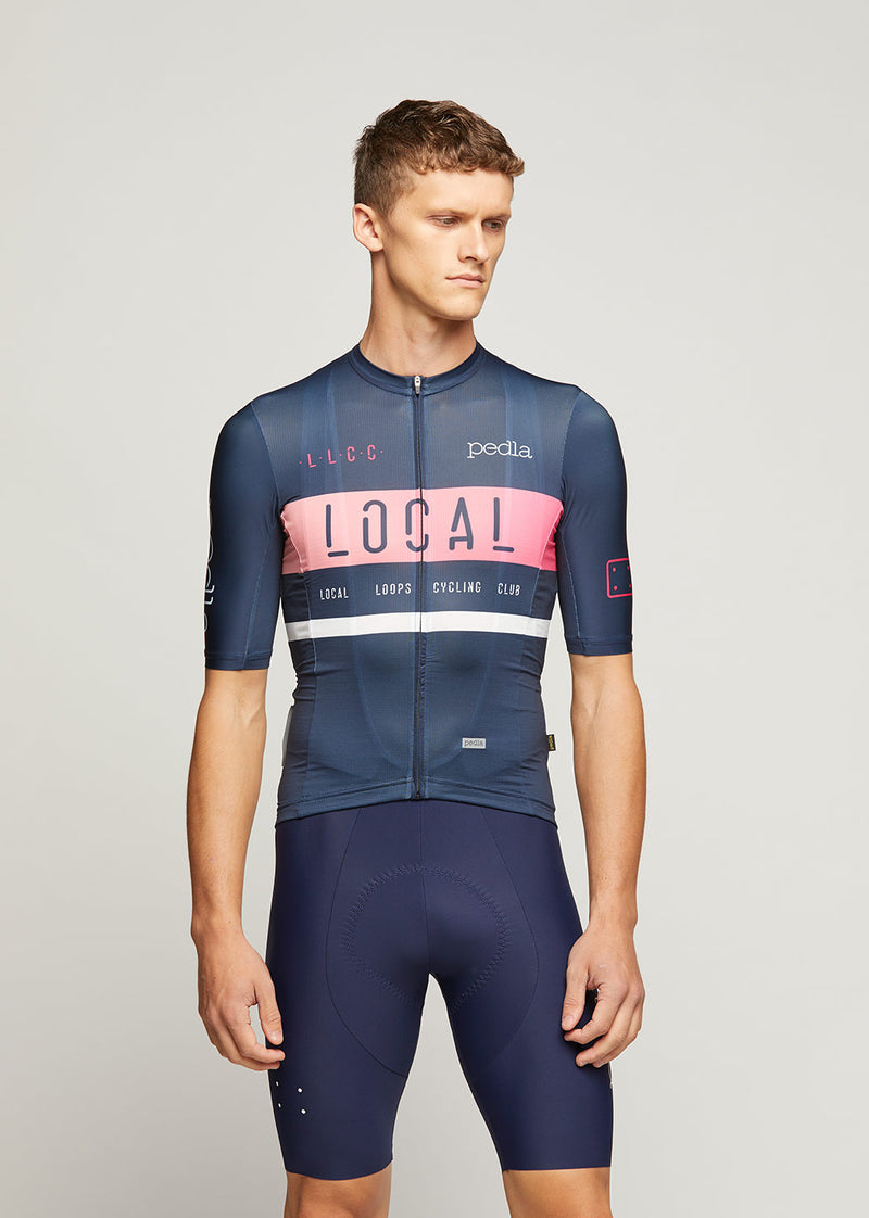 Team / LunaLUXE Jersey - Navy