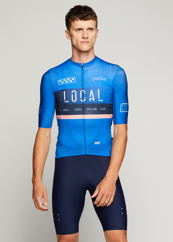 Team / LunaLUXE Jersey - Process Blue