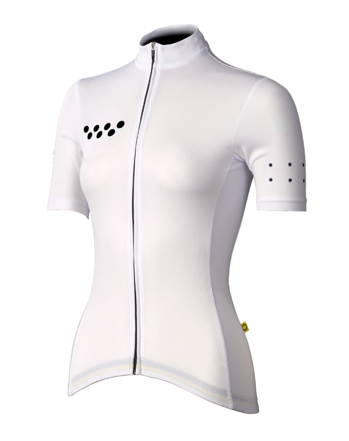 Core / Women's AeroLUXE Jersey - White