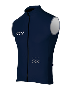 The Wilds / AquaDRY RG2 Gilet - Navy