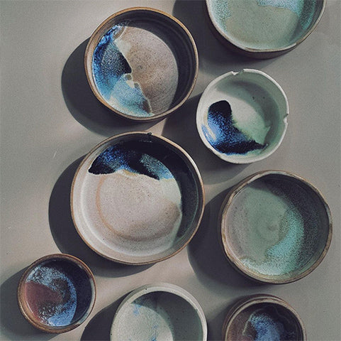 image of pottery from nankan pottery