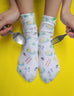 Quirky Gift Ideas - Singapore Hainanese Chicken Rice Socks