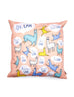 singlish lah cushion cover