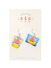 Huat Noodles Dangling Earrings