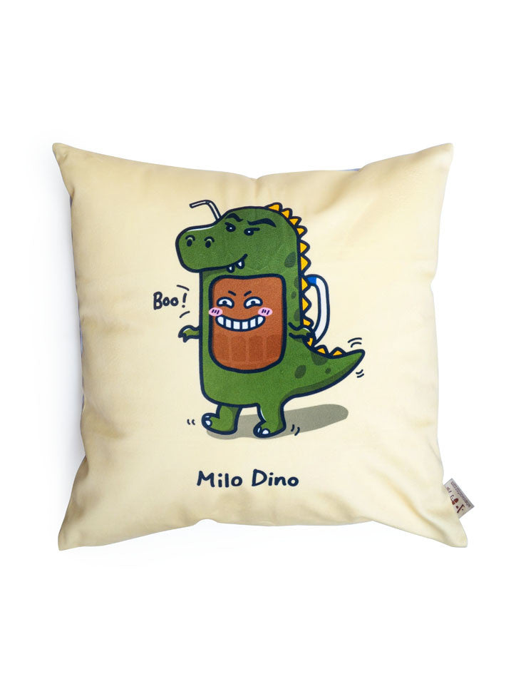 Milo Dino/Godzilla Cushion Cover