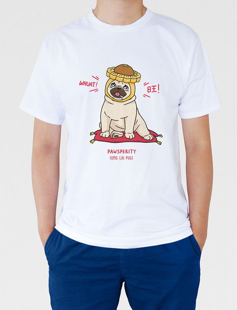 Ong Lai Pug (with kid's sizes)