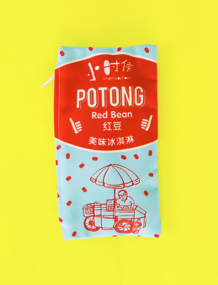 Potong Pouch - Red Bean Flavour