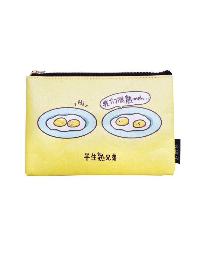 Half-Boiled Eggs Multi-Purpose Pouch