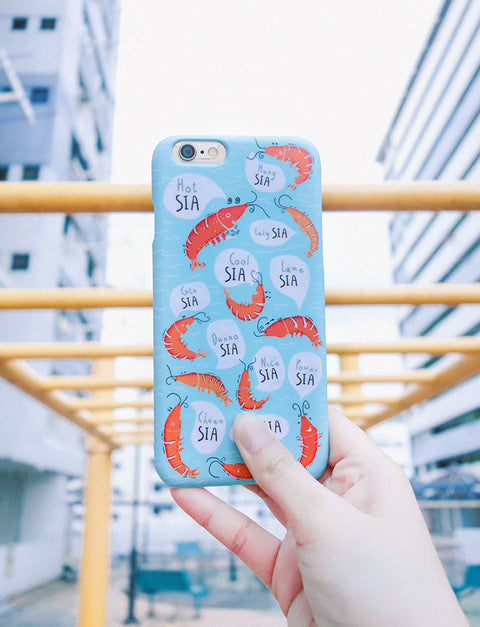 Singlish SIA Phone Case
