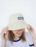 Keep cool wearing this cream good citizen fisherman hat