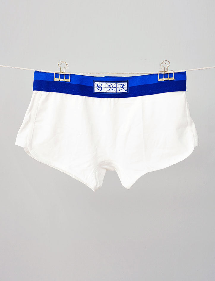 Wear this good citizen underwear and become a model citizen