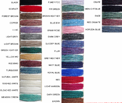 Briggs and Little REGAL Yarn, 113gm/4oz skeins