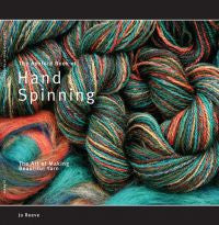 Ashford Book of Hand Spinning, Jo Reeve