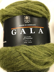 Gala by Comfort Wolle, 80% Wool, 200 gm (7.2 oz)