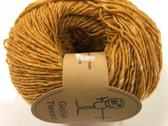 Geilsk Tweed, 100% wool, 50 gm (1.75 oz)