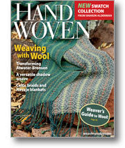 Handwoven Magazine, Interweave Press
