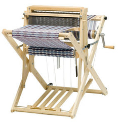 "Schacht Wolf Pup Loom, 4 harness, 18"" with accessories"