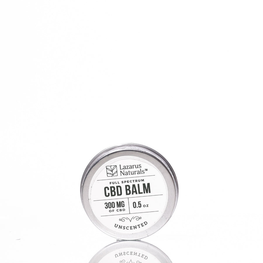 Lazarus Naturals - Unscented Full Spectrum CBD Balm