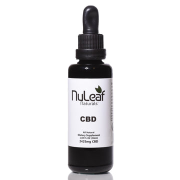 Nuleaf Naturals - Full Spectrum CBD Oil (50mg/ml)