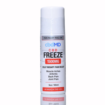 cbdMD - CBD Freeze Roll On