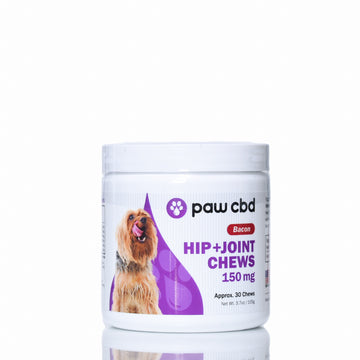 cbdMD - Hip & Joint Soft Chews for Dogs