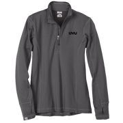 WOMEN'S STORM CREEK SMART STRETCH PULLOVER- Mono Emb