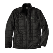 MEN'S STORM CREEK THERMOLITE TRAVELPACK JACKET- Pleather Mono Patch