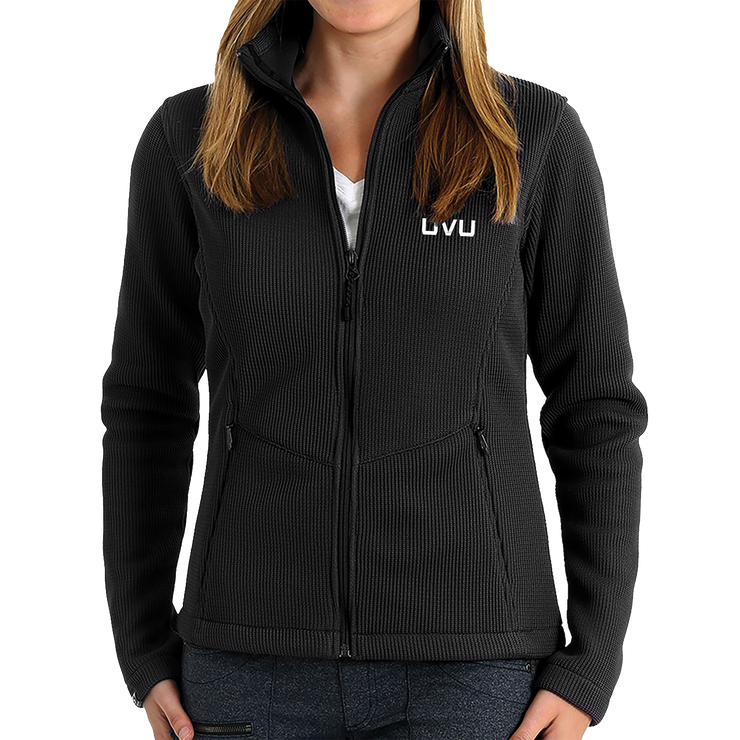 WOMEN'S STORM CREEK IRONWEAVE JACKET- Mono Emb